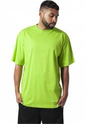 Pánske tričko s krátkym rukávom URBAN CLASSICS Tall Tee limegreen