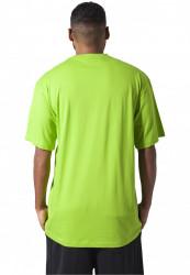 Pánske tričko s krátkym rukávom URBAN CLASSICS Tall Tee limegreen #2