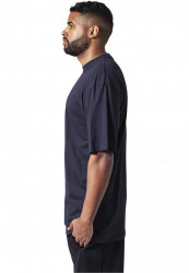 Pánske tričko s krátkym rukávom URBAN CLASSICS Tall Tee navy #1
