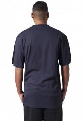 Pánske tričko s krátkym rukávom URBAN CLASSICS Tall Tee navy #2