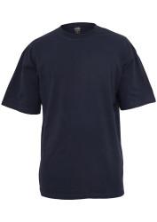 Pánske tričko s krátkym rukávom URBAN CLASSICS Tall Tee navy #4