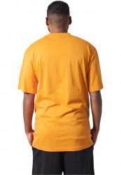 Pánske tričko s krátkym rukávom URBAN CLASSICS Tall Tee orange #2