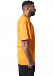 Pánske tričko s krátkym rukávom URBAN CLASSICS Tall Tee orange #3