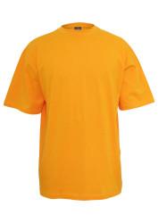 Pánske tričko s krátkym rukávom URBAN CLASSICS Tall Tee orange #4
