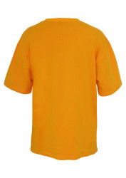 Pánske tričko s krátkym rukávom URBAN CLASSICS Tall Tee orange #5