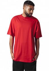 Pánske tričko s krátkym rukávom URBAN CLASSICS Tall Tee red