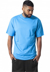 Pánske tričko s krátkym rukávom URBAN CLASSICS Tall Tee turquoise