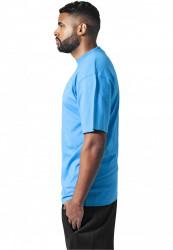 Pánske tričko s krátkym rukávom URBAN CLASSICS Tall Tee turquoise #1