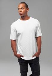 Pánske tričko s krátkym rukávom URBAN CLASSICS Thermal Tee biela
