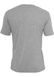 Pánske tričko s krátkym rukávom URBAN CLASSICS V-Neck Pocket Tee grey #5