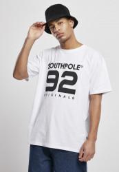 Pánske tričko Southpole 91 Tee Farba: white,