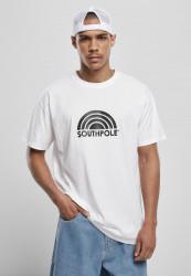 Pánske tričko Southpole Logo Tee Farba: white,