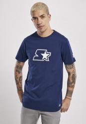 Pánske tričko Starter Small Logo Tee Farba: starter red,