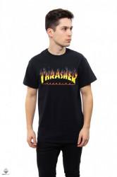 Pánske tričko THRASHER BBQ čierne