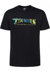 Pánske tričko Thrasher Hieroglyphic S/S black Farba: Čierna,