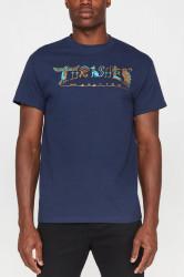 Pánske tričko Thrasher Hieroglyphic S/S navy Farba: Modrá,