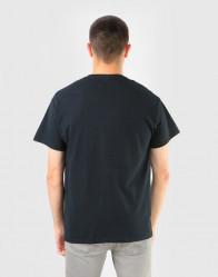 Pánske tričko Thrasher SPECTRUM S/S Black #1