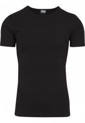 Pánske tričko URBAN CLASSICS 2-Pack Seamless Tee black