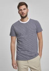 Pánske tričko URBAN CLASSICS Basic Stripe Tee charcoal