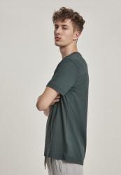Pánske tričko URBAN CLASSICS Basic Tee bottlegreen #1