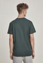 Pánske tričko URBAN CLASSICS Basic Tee bottlegreen #2