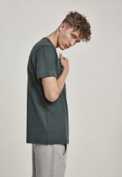 Pánske tričko URBAN CLASSICS Basic Tee bottlegreen #3