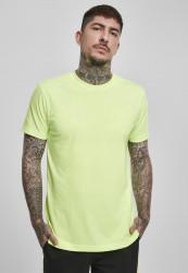 Pánske tričko URBAN CLASSICS Basic Tee electriclime