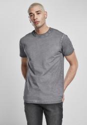 Pánske tričko URBAN CLASSICS Grunge Tee asphalt