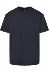 Pánske tričko URBAN CLASSICS Heavy Oversized Tee midnightnavy