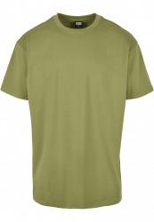 Pánske tričko URBAN CLASSICS Heavy Oversized Tee newolive