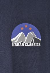 Pánske tričko URBAN CLASSICS Horizon Tee midnightnavy #4