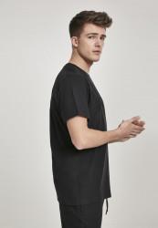 Pánske tričko URBAN CLASSICS Modal Mix Pocket Tee black #3