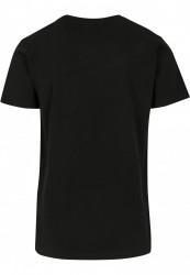 Pánske tričko URBAN CLASSICS Modal Mix Pocket Tee black #5