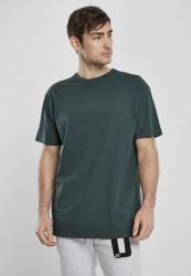 Pánske tričko URBAN CLASSICS Organic Basic Tee bottlegreen