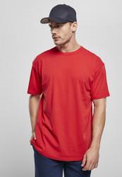 Pánske tričko URBAN CLASSICS Organic Basic Tee cityred