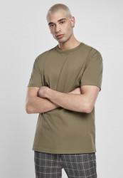 Pánske tričko URBAN CLASSICS Organic Basic Tee olive
