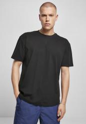 Pánske tričko URBAN CLASSICS Organic Cotton Curved Oversized black