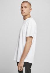 Pánske tričko URBAN CLASSICS Organic Cotton Curved Oversized white #1