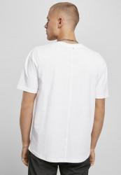 Pánske tričko URBAN CLASSICS Organic Cotton Curved Oversized white #2