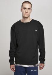 Pánske tričko URBAN CLASSICS Organic Cotton Short Curved black