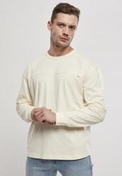 Pánske tričko URBAN CLASSICS Organic Cotton Short Curved whitesand