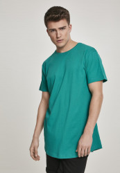 Pánske tričko URBAN CLASSICS SHAPED LONG TEE FRESH GREEN