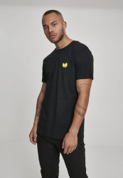 Pánske tričko Wu-Wear Front-Back Tee Farba: black,
