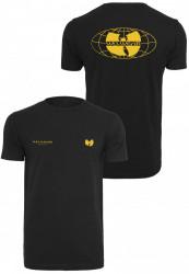 Pánske tričko Wu-Wear Multiple Logo Tee Farba: black,