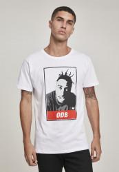 Pánske tričko Wu-Wear ODB Tee biele Farba: white,