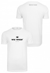 Pánske tričko Wu-Wear Since 1995 Tee Farba: white,