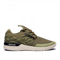 Pánske zelené tenisky Supra Flow Run Evo 2