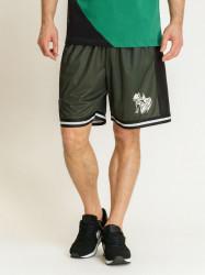 Pánske zelenékraťasy Amstaff Lios Meshshorts Size: 3XL