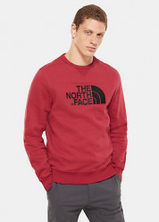 Pánsky bordový crewneck The North Face