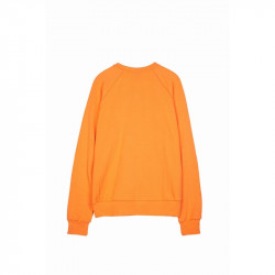 Pánsky oranžový crewneck Sixth June Raglan Sweatshirt Farba: Oranžová, #5